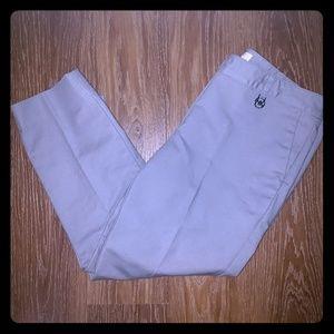Michael Kors | Grey Crop Pants